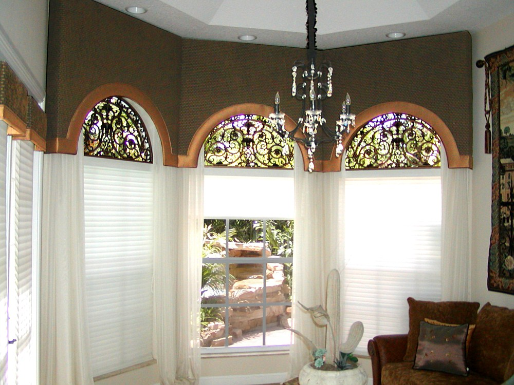 Accent Shutter Shades Specialty Window Treatments