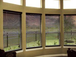 windows with sun